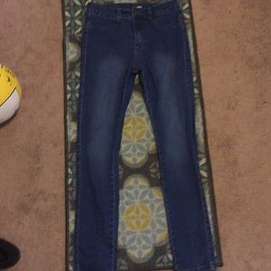 Fashion Nova Jeans (worn once, perfect condition)
